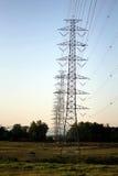 De Pyloon van de elektriciteitsmacht Royalty-vrije Stock Foto