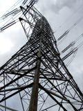 De pyloon van de macht Royalty-vrije Stock Fotografie