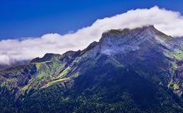 De Pyreneeën Royalty-vrije Stock Fotografie