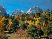 De Pyreneeën Stock Afbeeldingen