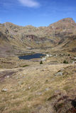 De Pyreneeën Royalty-vrije Stock Afbeelding