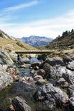 De Pyreneeën Royalty-vrije Stock Afbeeldingen