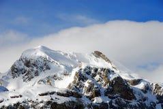 De Pyreneeën Stock Foto