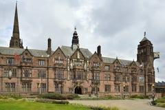De Raad van Coventry Huis Royalty-vrije Stock Afbeeldingen