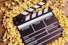De Raad van de filmklep royalty-vrije stock afbeeldingen