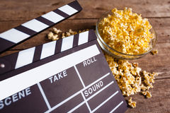 De Raad van de filmklep royalty-vrije stock afbeelding