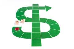 De raad van het besparingenspel Royalty-vrije Stock Afbeelding