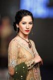 De Raad van het de Manierontwerp van Pakistan (PFDC) de Week 2012 van de Dalingsmanier Royalty-vrije Stock Afbeelding