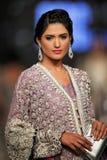 De Raad van het de Manierontwerp van Pakistan (PFDC) de Week 2012 van de Dalingsmanier Royalty-vrije Stock Foto