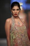 De Raad van het de Manierontwerp van Pakistan (PFDC) de Week 2012 van de Dalingsmanier Royalty-vrije Stock Fotografie