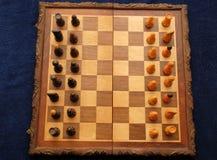 De raad van het schaak Stock Foto