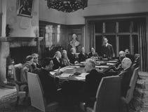 De raad weegt binnen royalty-vrije stock fotografie