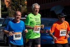 De raceauto's van de marathon Royalty-vrije Stock Foto's