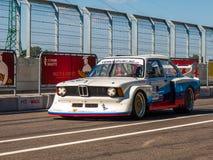 De raceauto van BMW 320i Stock Afbeelding