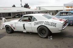De raceauto van Chevrolet Camaro Royalty-vrije Stock Afbeelding
