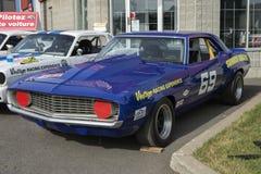 De raceauto van Chevrolet Camaro Stock Fotografie