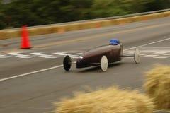 De Raceauto van de Doos van de zeep Royalty-vrije Stock Foto's