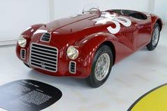 De raceauto van Ferrari 125S Stock Foto