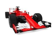 De raceauto van Formule 1 vector illustratie