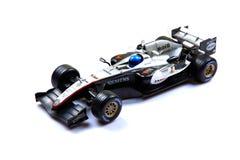 De raceauto van Mclaren f1 Royalty-vrije Stock Afbeelding