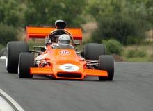 De raceauto van McRae GM1 F5000 Stock Foto's