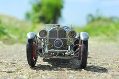 De raceauto van Mercedes-Benz SSKL 1931 Royalty-vrije Stock Foto