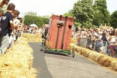 De raceauto van Soapbox Royalty-vrije Stock Foto