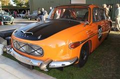De Raceauto van Tatra Stock Afbeeldingen