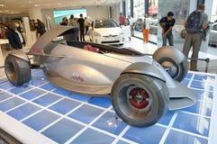De Raceauto van Triathlon van de Motor van Toyota Stock Afbeelding