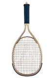 De Racket van het racketball royalty-vrije stock afbeelding