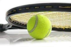 De racket van het tennis Royalty-vrije Stock Fotografie