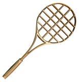De racket van het tennis stock illustratie