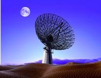 De radar Stock Afbeeldingen