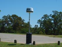 De Radar van de Boradband4g Boot Stock Foto