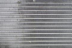 De radiatorsamenvatting van de auto Royalty-vrije Stock Afbeelding