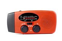 De radio van het noodsituatieweer royalty-vrije stock foto