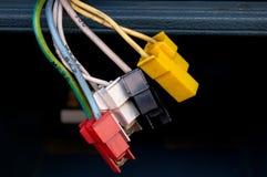 De radiokabels van de auto Royalty-vrije Stock Afbeelding