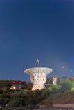De radiotelescoop van Lovell Royalty-vrije Stock Afbeelding
