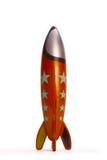 De raket van het stuk speelgoed