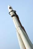 De raket van Vostok stock afbeeldingen