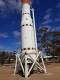 De raketwetenschap van het zuiden Australische binnenland Stock Fotografie