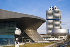 De Rand van BMW Stock Afbeelding