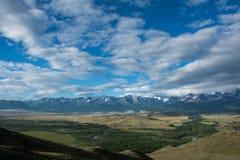 De rand van het noordenchui Royalty-vrije Stock Foto's