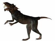 De Rat van het monster Stock Afbeeldingen