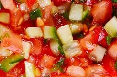 De ratatouille van groenten sluit omhoog Royalty-vrije Stock Afbeelding