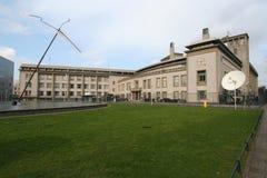 De Rechtbank van Joegoslavië Stock Foto's