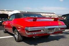 1970 de Rechter van Pontiac GTO Stock Fotografie
