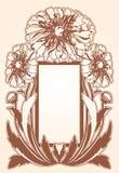 De rechthoek van de vorm Royalty-vrije Stock Afbeeldingen