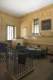 De rechtszaal van de Zaal van de Onafhankelijkheid stock fotografie