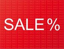 De reclame van de verkoop Royalty-vrije Stock Afbeelding